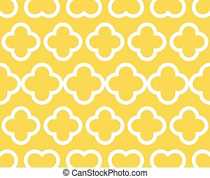 Seamless vintage pattern 3 - Seamless modern pattern in dark...