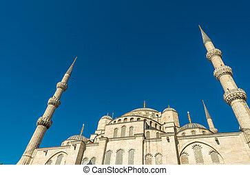 Sultan Ahmet Camii, Istanbul.