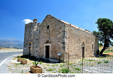 Church of Ayios Georgios - Historic Church of Ayios...