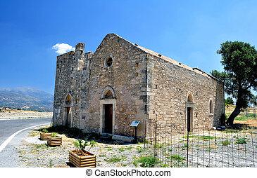 Church of Ayios Georgios - Historic Church of Ayios...