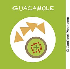 clip art et illustrations de guacamole 160 graphiques. Black Bedroom Furniture Sets. Home Design Ideas