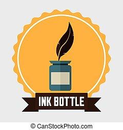 ink bottle design