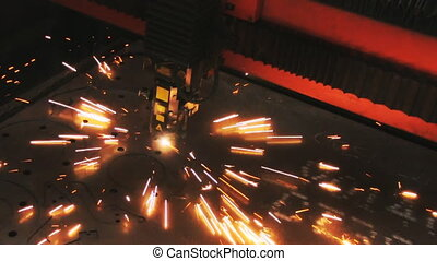 metalwork - Metal cutting with laser