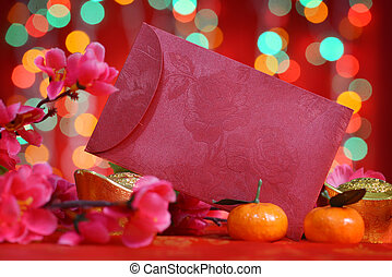 Chinese new year red packet - Chinese new year festival...