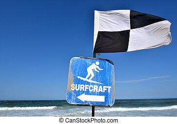 Australian Lifeguards Beach Safety Flags - Australian...