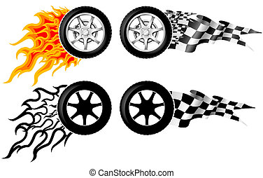 Sports Race Emblems - third set - Sports Race Emblems