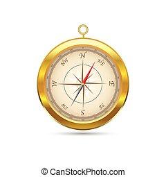Compass Illustration