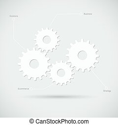 Gears Illustration