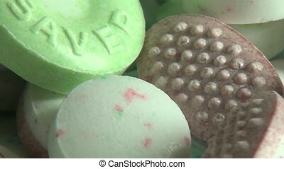 Mint Candy, Sweets, Sugar, Treats
