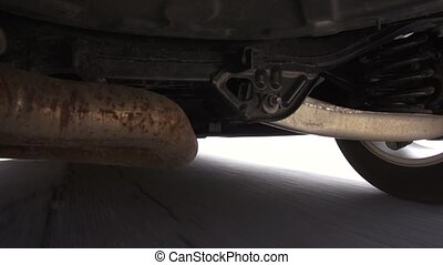 Car Suspension, Wheels, Struts, Auto Parts