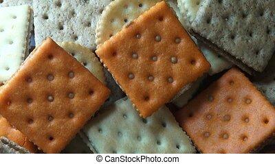 Crackers, Crisps, Snacks, Food