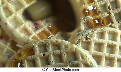 Waffles, Breakfast Foods