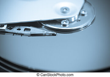 HDD- Details of a hard disk drive