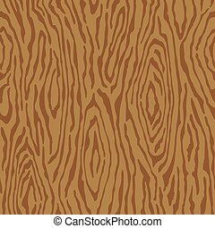 Wood Grain Pattern - Seamless wood texture pattern.