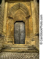 Iron Gate - The photo was taken in Hungary. The name of the...
