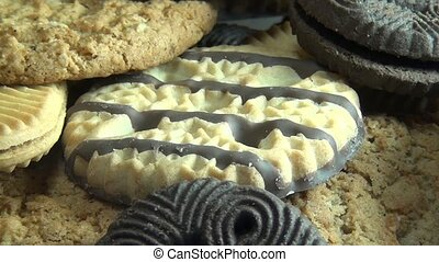 Mixed Cookies  - Mixed Cookies