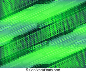 Abstract background of Technology
