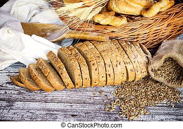 panadería, productos