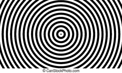 Concentric-31p - Loopable seamless cyclic animated sequence...