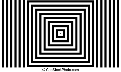 Concentric-41n - Loopable seamless cyclic animated sequence...