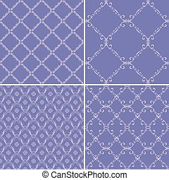Collection of abstract wallpaper with pattern.