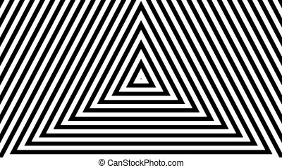 Concentric-61n - Loopable seamless cyclic animated sequence...