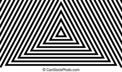 Concentric-61p - Loopable seamless cyclic animated sequence...