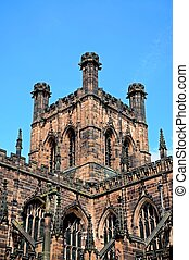 Chester Cathedral - Cathedral Church of Christ and The...