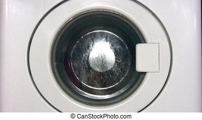 washing device