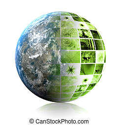 Global Business - Green Global Business Technology as a...