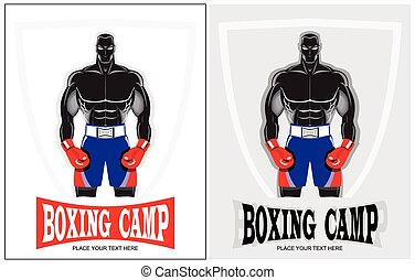 Boxer, Boxing camp