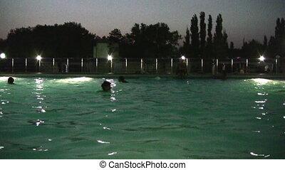night pool - Night pool