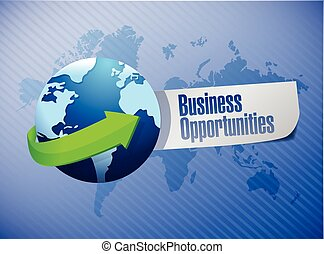 business opportunities sign