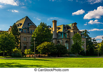 The National Cathedral School in Washington, DC. - The...