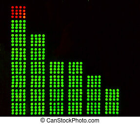 Music Graphic LED Equalizers - Music Graphic LED Equalizers...