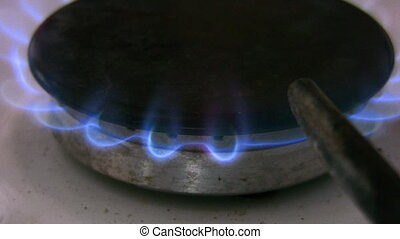 home gas - Gas in home