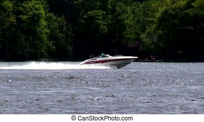 Speedboats, Powerboats, Motorboats