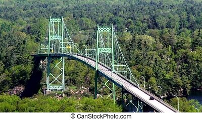 Suspension Bridges, Spans, Megastructures