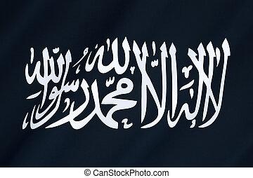 bandeira, de, Al-Qaeda,