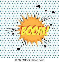 boom comic