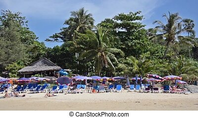 thai beach - phuket seaside