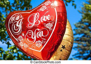 Ballon I Love You