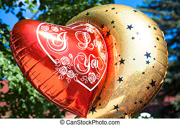 Ballon I Love You