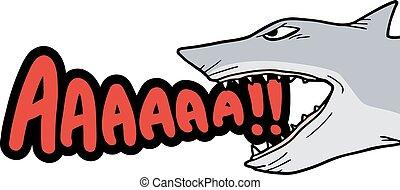 Cry shark