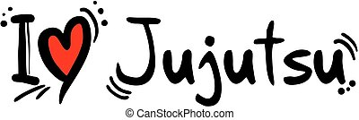 jujutsu love - Creative design of jujutsu love
