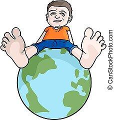 Conquist world