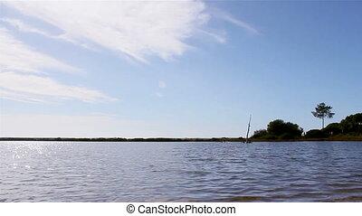 Algarve QDL Ria Formosa C Timelapse - Algarve scenery...
