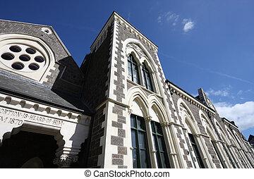Christchurch - Canterbury Museum located in Christchurch,...