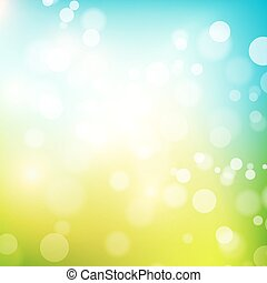 Abstract Natural Background - Illustration of Abstract...