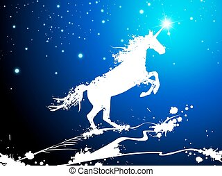 Christmas Magic Horse